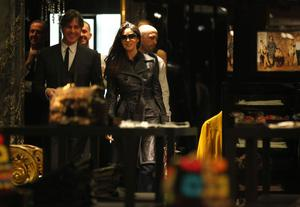 Моника Беллуччи, фото 1572. Monica Bellucci Shopping in Milan, Italy 01-03-2012, foto 1572