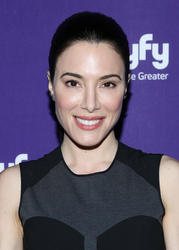 Jaime Murray - 2013 Syfy Upfront in NYC 4/10/13
