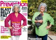 Paula Deen Prevention May 2012