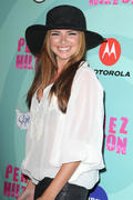 Nadine Coyle at Perez Hilton's Birthday Party in Hollywood 24th March x3