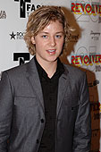 Canadian Idol winner Kalen Porter attends the Afterparty, 19th Much Music Awards,Toronto 15.6.08