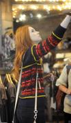 Карен Гиллан, фото 108. Karen Gillan shopping in London MAR-6-2012, foto 108