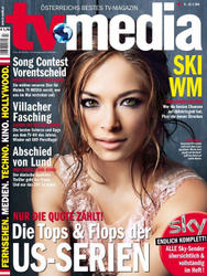 Kristin Kreuk - TVMedia Magazine Cover - 20/06/2013