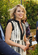 Dianna Agron - CFDA Vogue Fashion Fund celebration 10/20/11