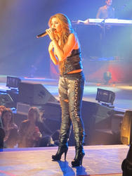Майли Сайрус, фото 1609. Miley Cyrus Concert in Melbourne at Rod Laver Arena on June 23, 2011, photo 1609