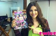"Victoria Justice On The Set of ""You're The Reason"" with Twist Magazine"