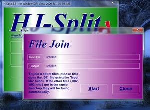 Como dividir e juntar arquivos pelo HJ-Split Th_007159372_5_122_907lo