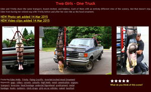 House of Gord: Two Girls - One Truck