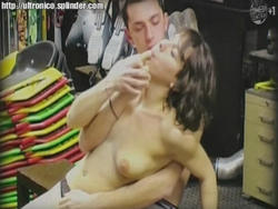 Handjob and blowjob from business woman